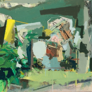 Abstract Still Life (Green)